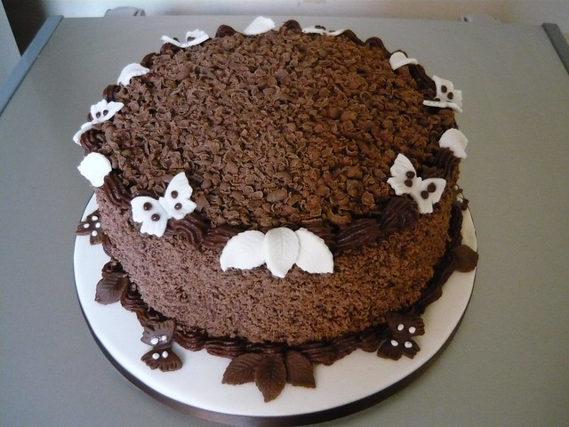 Fancy Chocolate Cake Images : 14 Fancy Chocolate Cake - May 3 2011 1.1 Flickr - Photo ...