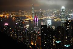 HK City view