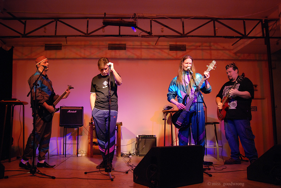 Quattro Bravo Eballieros 09