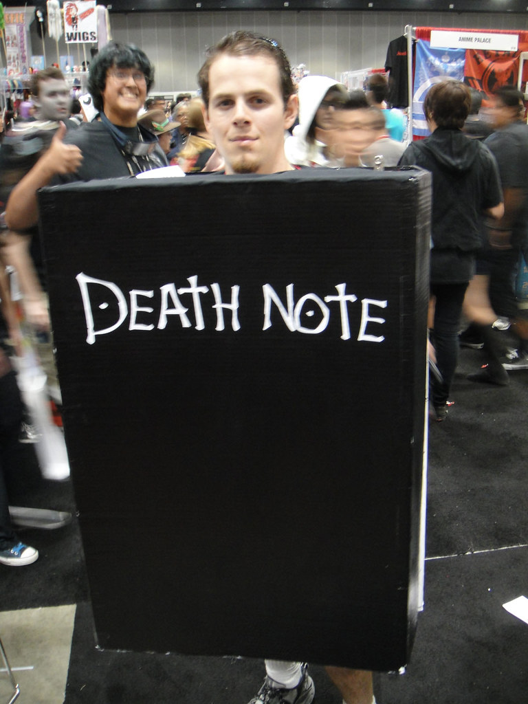 Anime Expo 2011 - Death Note