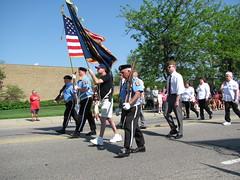 Fenton Memorial Day 2011