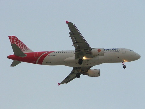 A9C-BAU A320 Kam Air