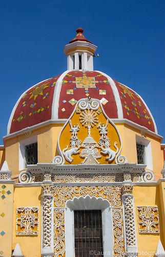 Iglesia de los Remedios, Cholula Puebla. México