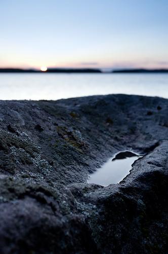 summer lake water fuji x100
