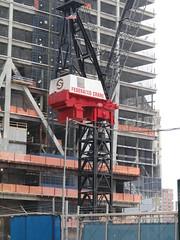 Ground Zero Construction in June, 2011