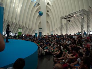 20111307 Campus Party - Miércoles 014