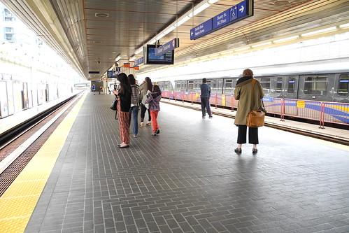 Subway Station Stadium - Vancouver
