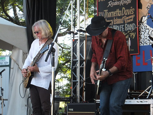 Todd Wolfe Band at Ottawa Bluesfest 2011