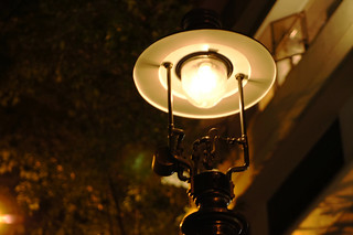 Image of Duddell Street gas street lamps. street travel lamp hongkong gas duddell