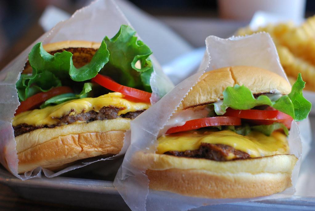 Shake Shack's Shack Burger
