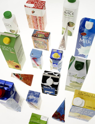 The Tetra Pak® package portfolio