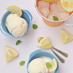 Lemon Yogurt Ice cream