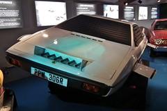 1976 Lotus Esprit submarine car - James Bond