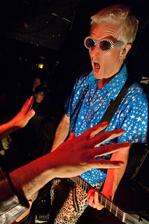 Damned's Captain Sensible