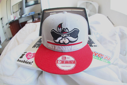 Runnin' Rebels Snapback.