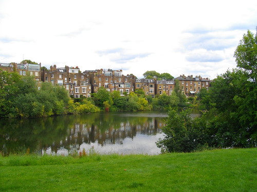 Hampstead Heath No.1 Pond