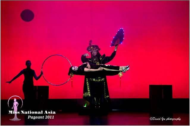 Miss National Asia Pageant 2011