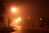 May 1, 2011: Foggy Night