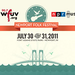WFUV & NPR Music at Newport Folk Fest 2011