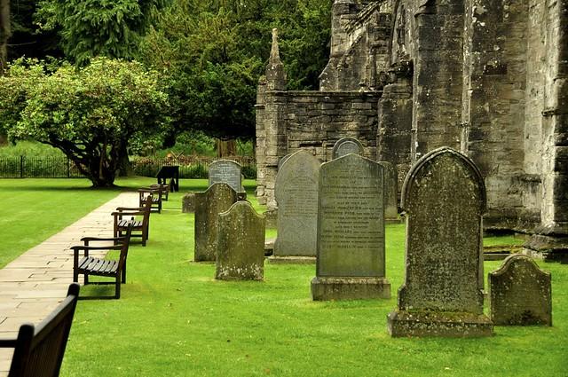 Old Dunkeld Cemetery