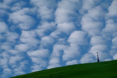 Gorbeia y sus nubes