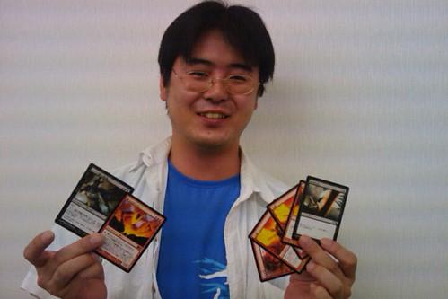 LMC Chiba 354th - Sealed Champion : Takada Masahiro