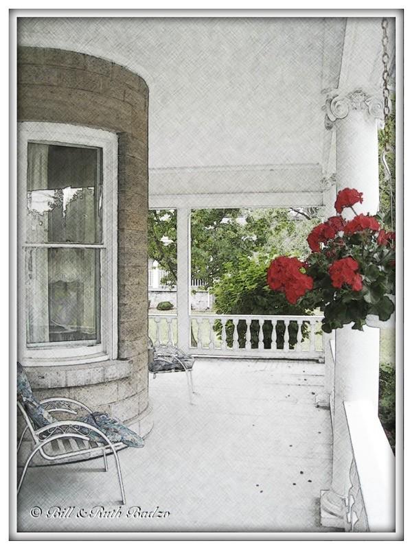 Lockport NY ~ Chase-Hubbard-Williams House~Historic House