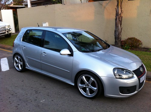 Golf 5 gti dsg vw gti club