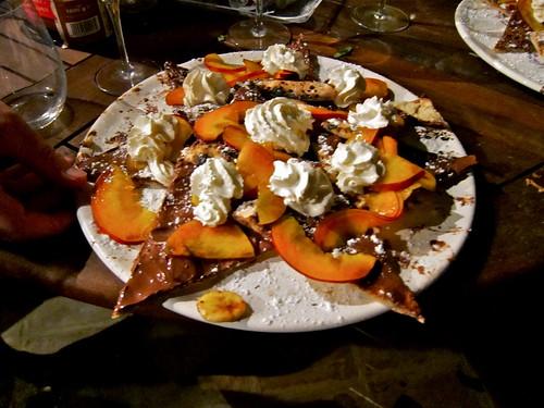 Dessert pizza (2)
