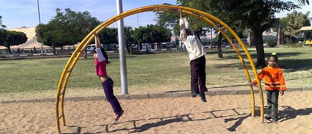 Playground, Aswan