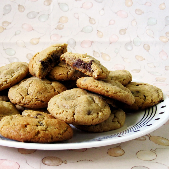 Outrageous Chocolate Chip Cookies | Flickr - Photo Sharing!