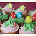 Fairy Themed Cupcakes