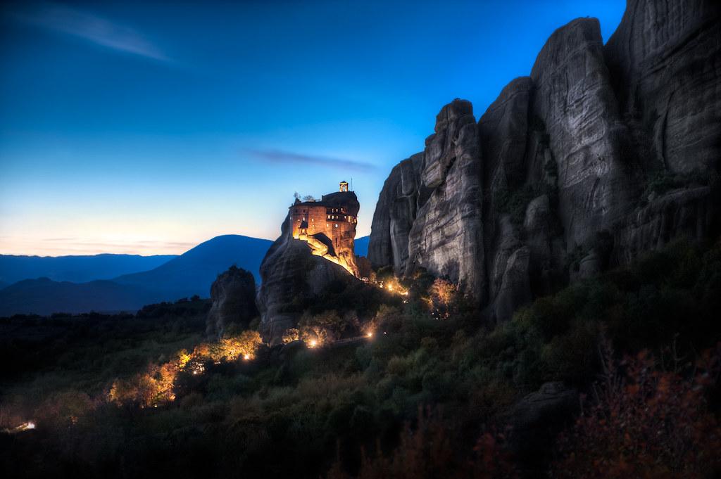 Twilight Monastery
