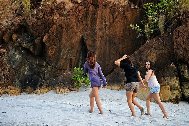 Nagsasa Cove - Ladies