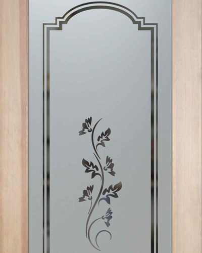 Decosee Glass Pantry Doors With Frosted Glass