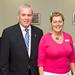 Alex Douglas MP and Cr Susie Douglas