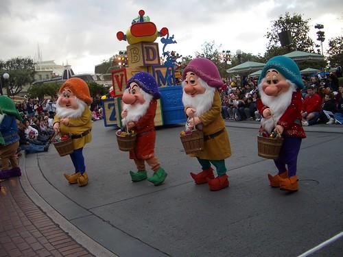 Disneyland 1854