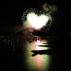 2011 Celebration of Light - Canada