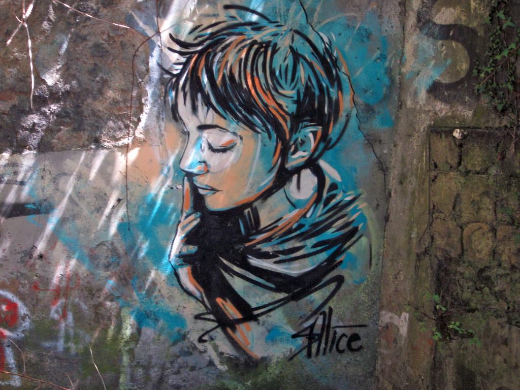 Alice Pasquini - Brest (FR)