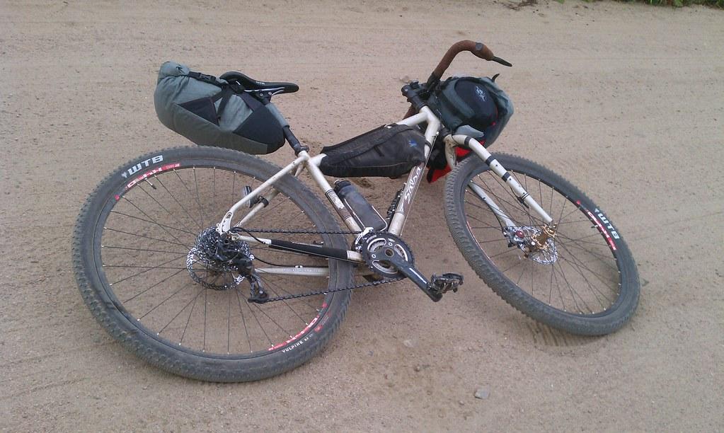 frame bag. yay or nay? - Bike Forums