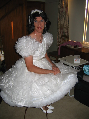 Wedding Dress Upskirt Crossdresser Bride Movies Videos 32