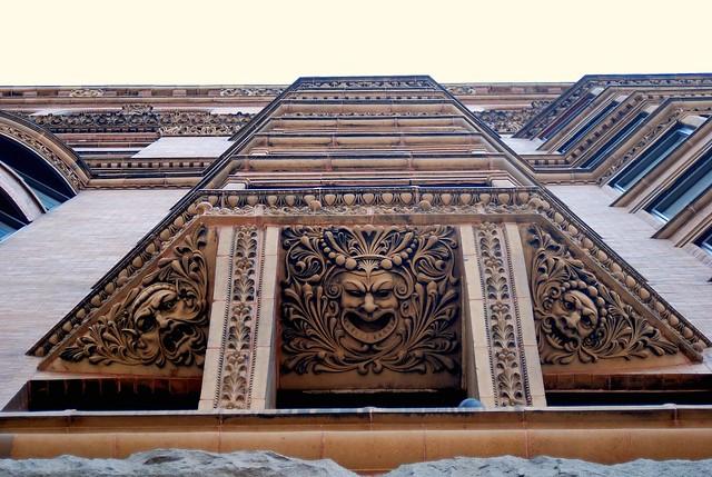 Manhattan Bldg. (1888), Chicago, 2007