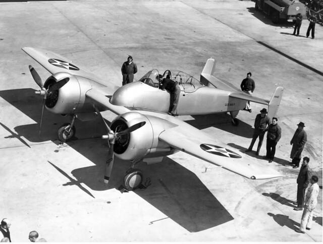 Grumman XF5F Skyrocket 0