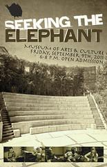 Seeking the Elephant at the MAC Amphitheater