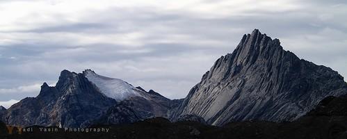 The Jayawijaya - Carstenz Pyramid summit