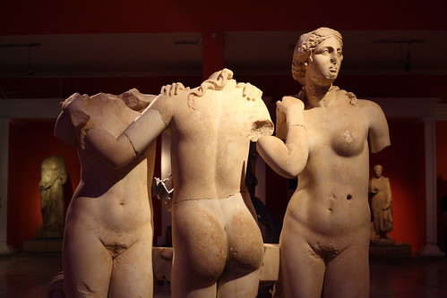 'The Three Graces', Antalya Museum, Antalya, Turkey