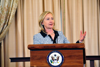 Secretary Clinton Delivers Remarks to African Women Entrepreneurs