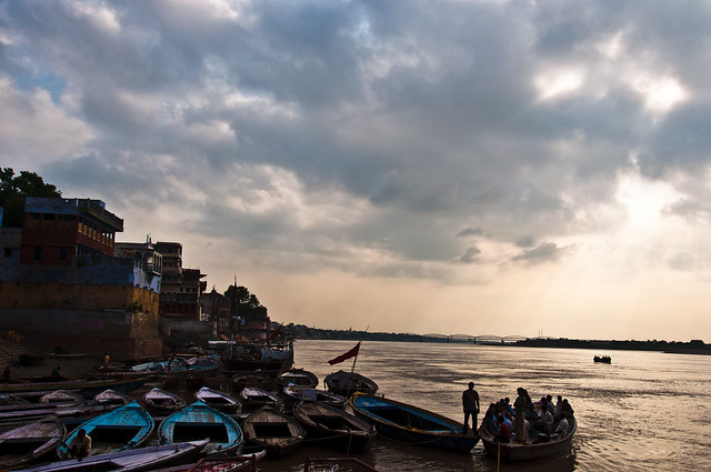 Varanasi, A city older than time!