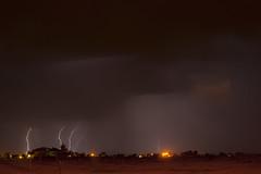 Lightning Storm - New Mexico