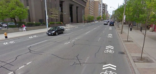 Sharrows on Jarvis?